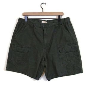 Savane Men's Hiking Shorts Olive